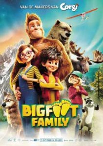 Bigfoot Family (2020)